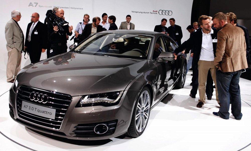 Новости Audi