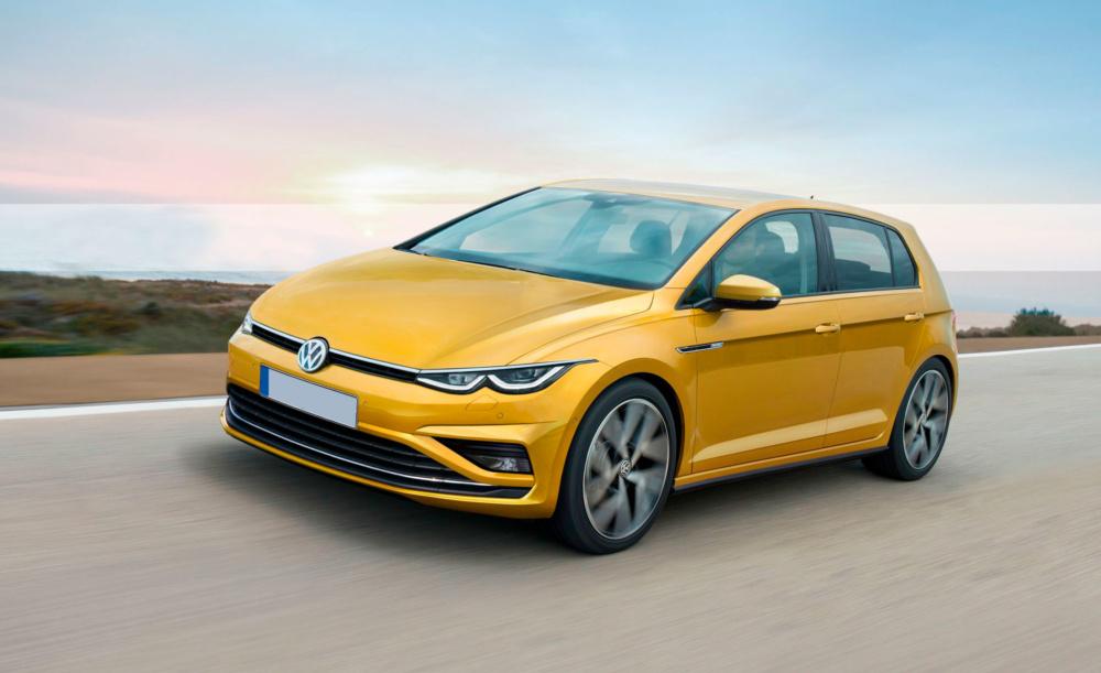 Каким будет Volkswagen Golf в 2021 году?