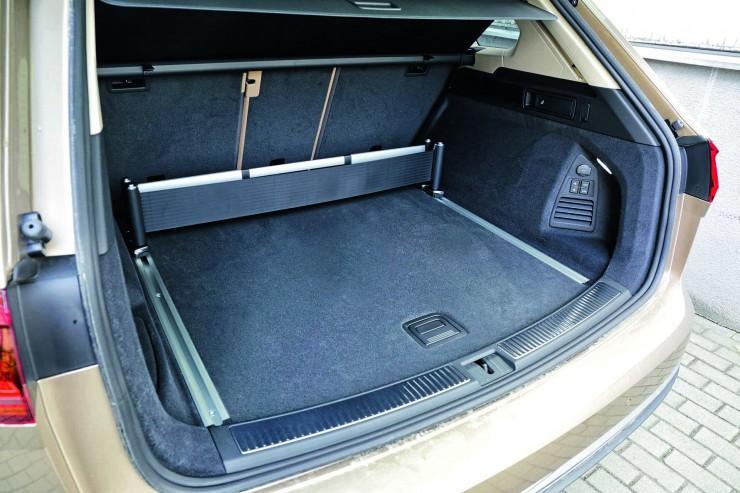 Багажник Touareg