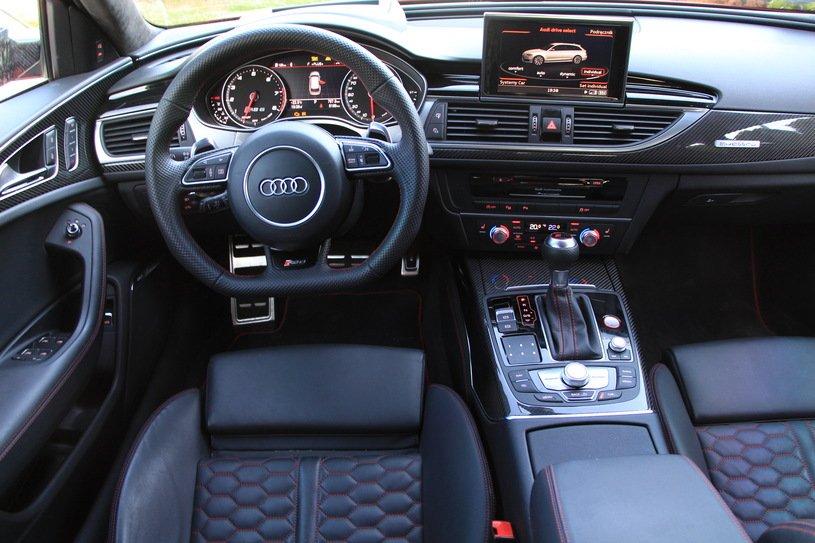 Audi RS6 Performance - чудовище в волчьей шкуре