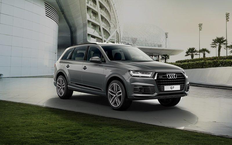 Audi Россия представляет спецверсию Audi Q7