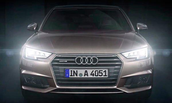 Автомобили Audi меняют названия. Что нас ждет