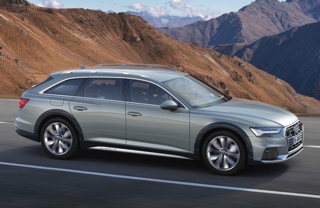 Новый Audi A6 allroad quattro