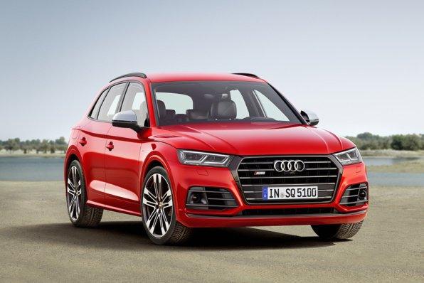 Дизайн Audi SQ5