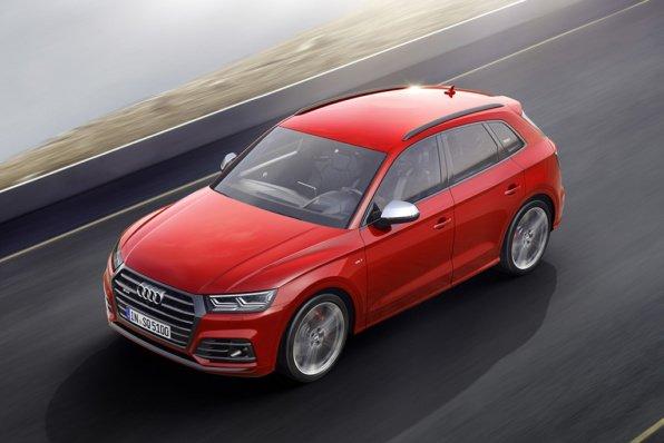 Новый Audi SQ5