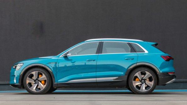 Дизайн Audi e-tron