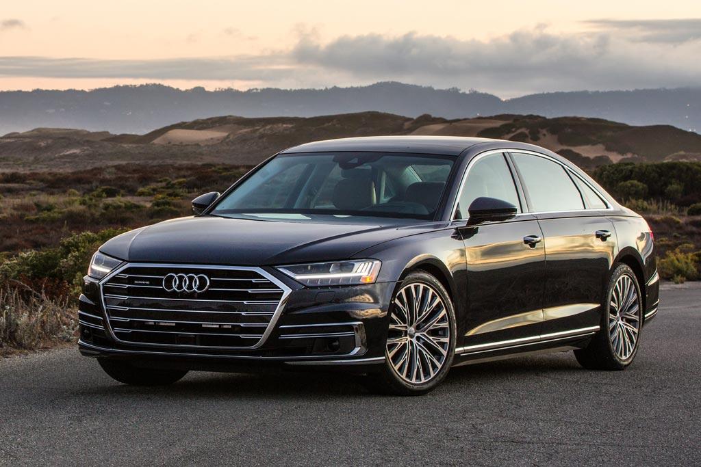 Audi A8: начат приём заявок на приобретение в России!