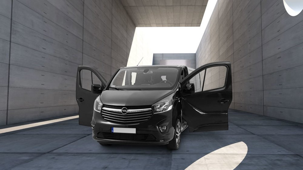 Микроавтобус Opel