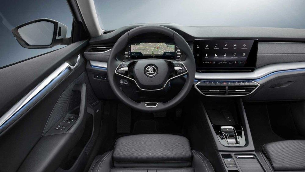Skoda Octavia 4-го поколения - премьера