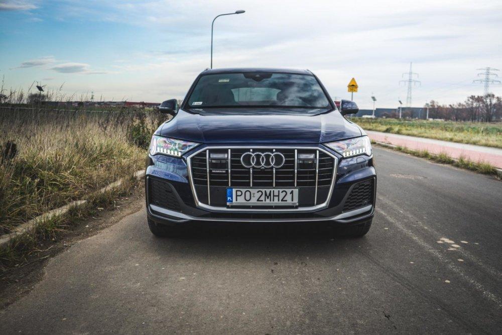 Фейслифтинг Audi Q7 50 TDI - характер изменился
