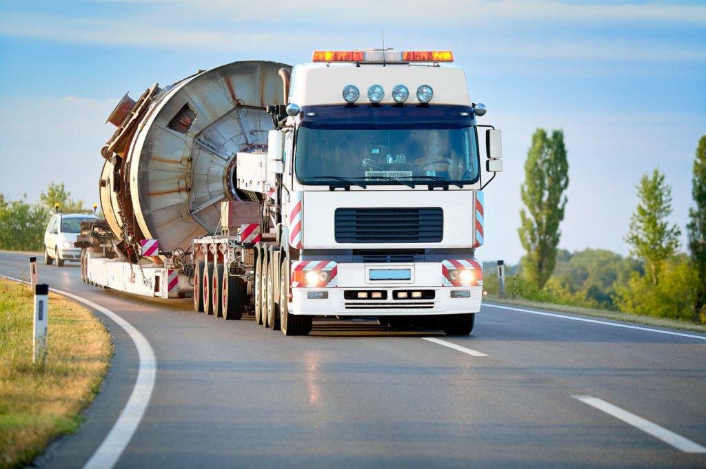3 особенности перевозки негабаритных грузов